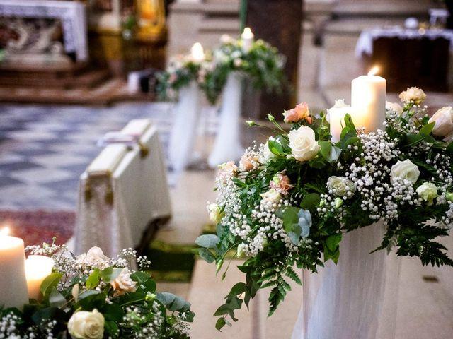 Il matrimonio di Emanuele e Elisa a Montichiari, Brescia 22