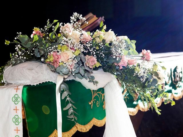 Il matrimonio di Emanuele e Elisa a Montichiari, Brescia 24