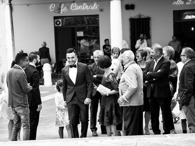 Il matrimonio di Emanuele e Elisa a Montichiari, Brescia 25