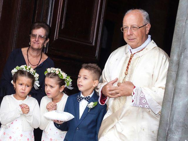 Il matrimonio di Emanuele e Elisa a Montichiari, Brescia 27