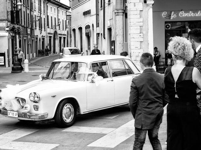 Il matrimonio di Emanuele e Elisa a Montichiari, Brescia 28