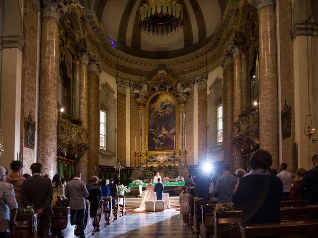 Il matrimonio di Emanuele e Elisa a Montichiari, Brescia 32