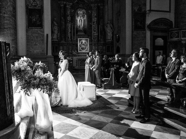 Il matrimonio di Emanuele e Elisa a Montichiari, Brescia 35