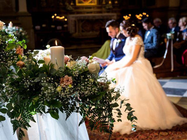 Il matrimonio di Emanuele e Elisa a Montichiari, Brescia 37