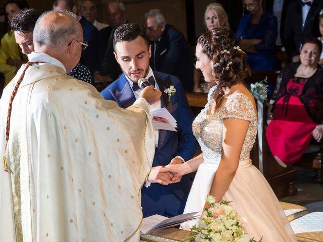 Il matrimonio di Emanuele e Elisa a Montichiari, Brescia 38