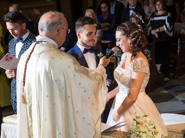 Il matrimonio di Emanuele e Elisa a Montichiari, Brescia 39