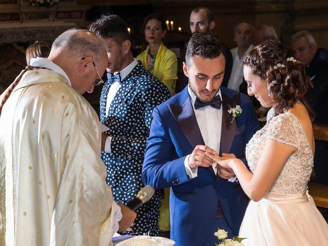 Il matrimonio di Emanuele e Elisa a Montichiari, Brescia 40