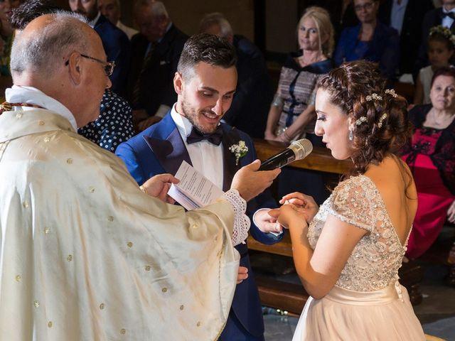 Il matrimonio di Emanuele e Elisa a Montichiari, Brescia 41
