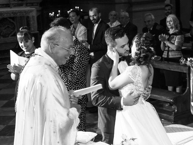 Il matrimonio di Emanuele e Elisa a Montichiari, Brescia 42