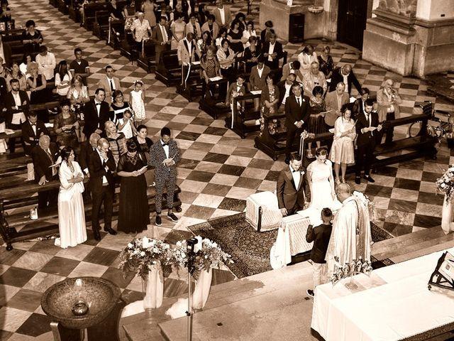 Il matrimonio di Emanuele e Elisa a Montichiari, Brescia 43