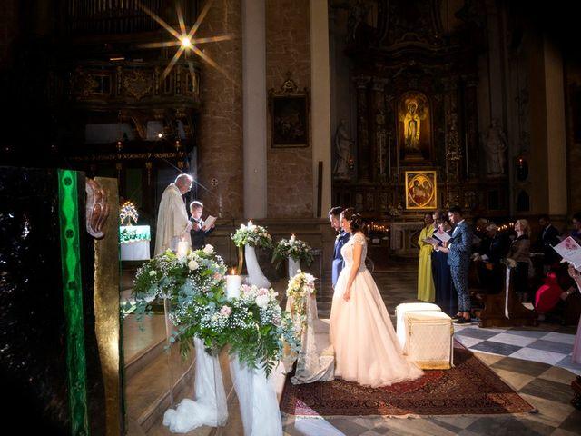 Il matrimonio di Emanuele e Elisa a Montichiari, Brescia 44