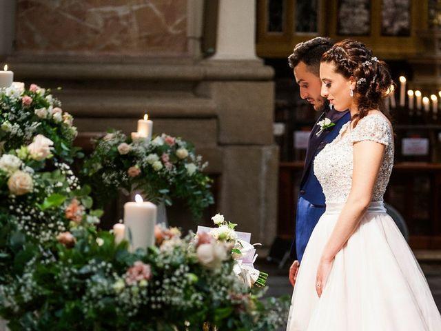 Il matrimonio di Emanuele e Elisa a Montichiari, Brescia 45