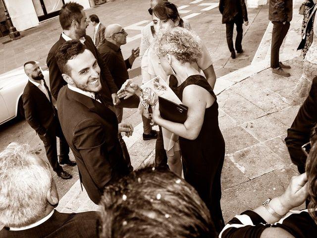 Il matrimonio di Emanuele e Elisa a Montichiari, Brescia 48