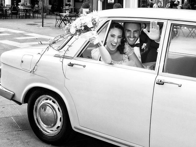 Il matrimonio di Emanuele e Elisa a Montichiari, Brescia 50