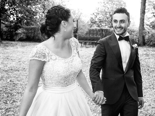 Il matrimonio di Emanuele e Elisa a Montichiari, Brescia 52