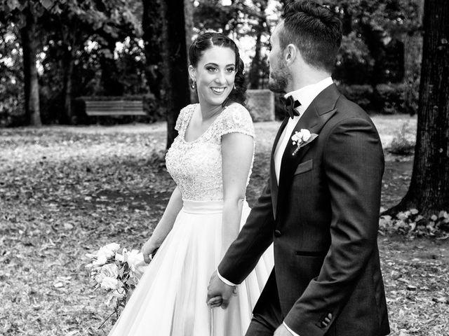 Il matrimonio di Emanuele e Elisa a Montichiari, Brescia 53