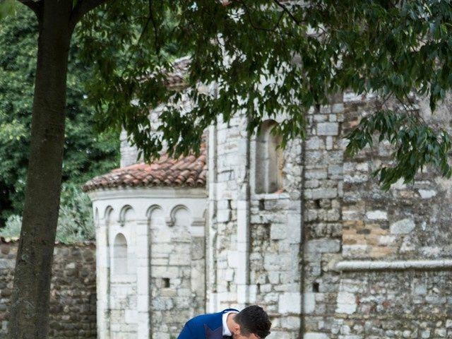 Il matrimonio di Emanuele e Elisa a Montichiari, Brescia 56