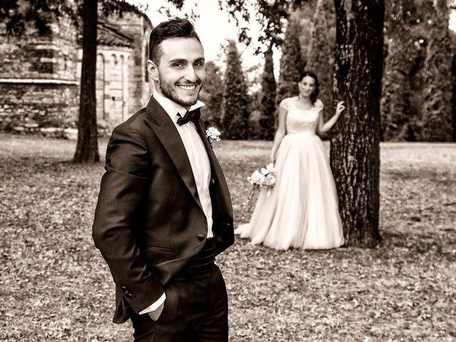 Il matrimonio di Emanuele e Elisa a Montichiari, Brescia 57