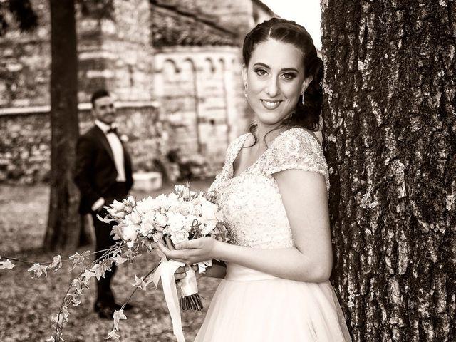 Il matrimonio di Emanuele e Elisa a Montichiari, Brescia 59