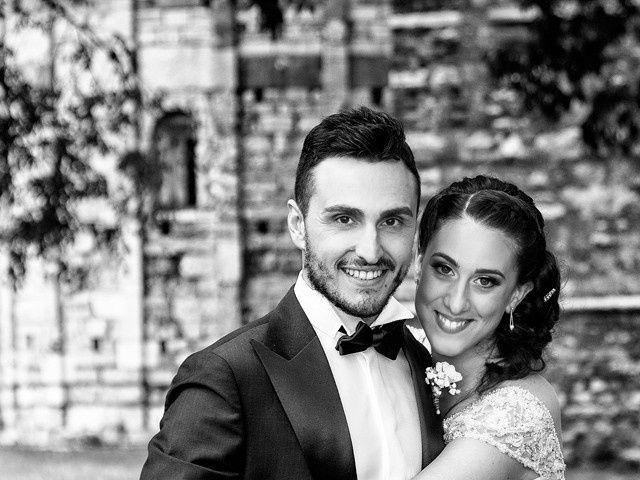 Il matrimonio di Emanuele e Elisa a Montichiari, Brescia 60