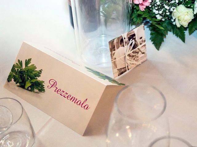 Il matrimonio di Emanuele e Elisa a Montichiari, Brescia 64