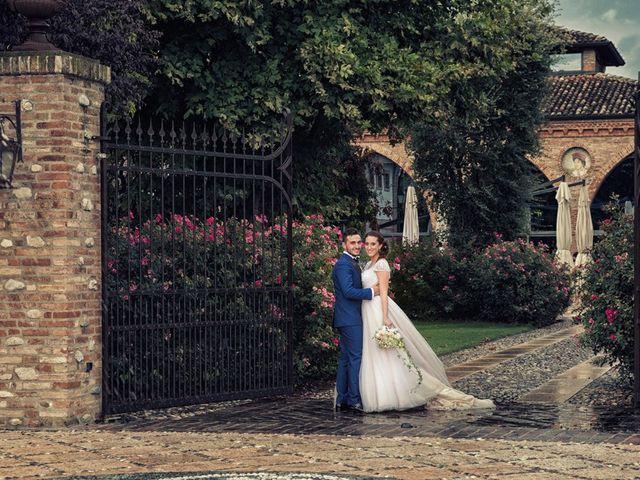 Il matrimonio di Emanuele e Elisa a Montichiari, Brescia 65