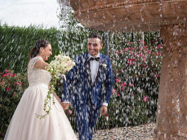 Il matrimonio di Emanuele e Elisa a Montichiari, Brescia 66