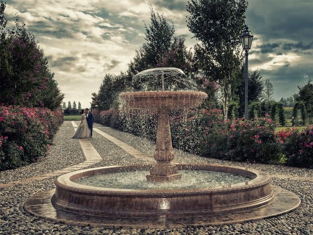 Il matrimonio di Emanuele e Elisa a Montichiari, Brescia 67