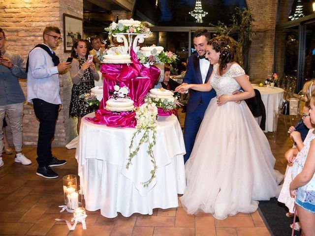 Il matrimonio di Emanuele e Elisa a Montichiari, Brescia 79