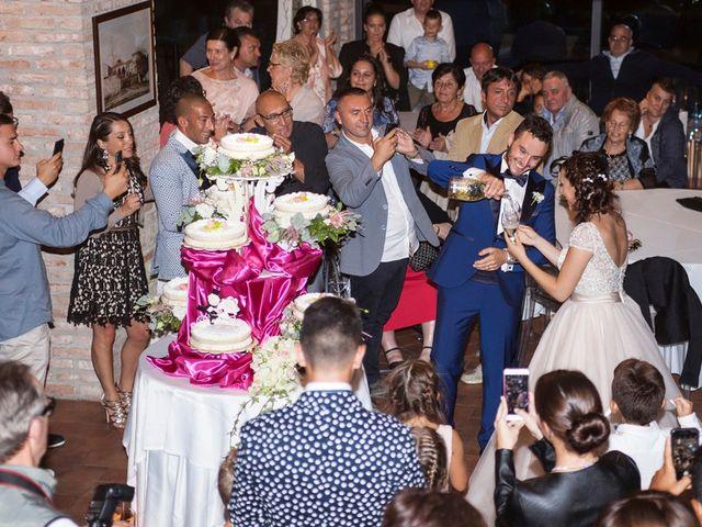 Il matrimonio di Emanuele e Elisa a Montichiari, Brescia 80