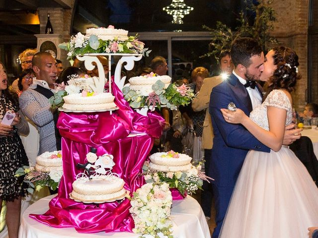 Il matrimonio di Emanuele e Elisa a Montichiari, Brescia 81