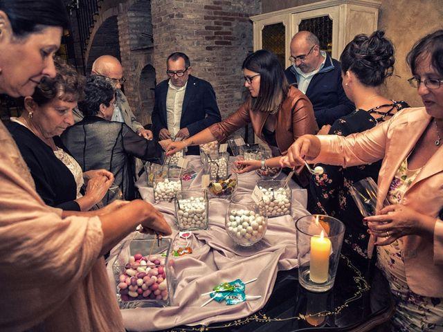 Il matrimonio di Emanuele e Elisa a Montichiari, Brescia 83