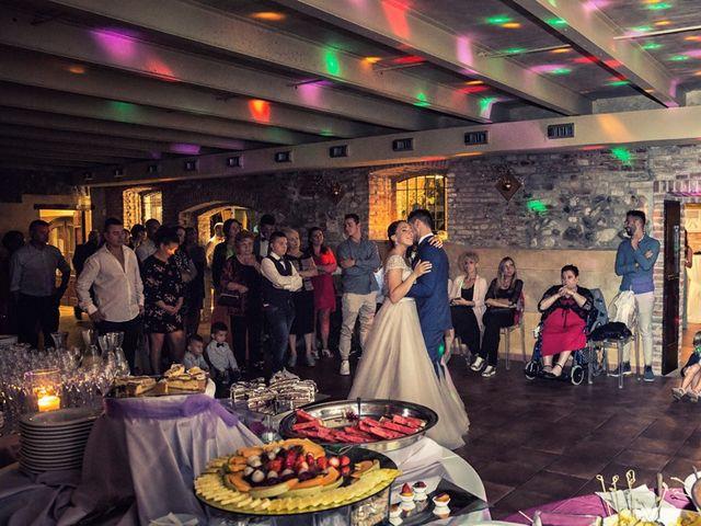 Il matrimonio di Emanuele e Elisa a Montichiari, Brescia 84