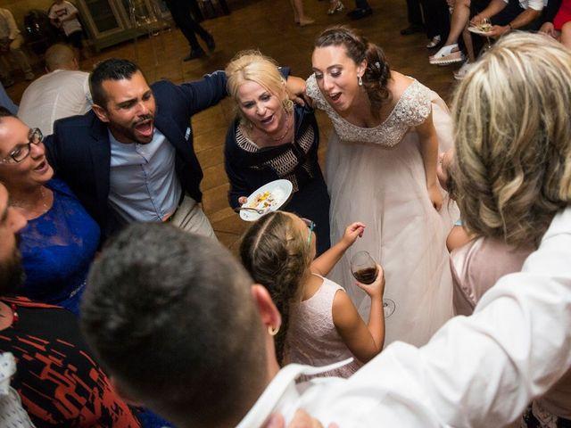 Il matrimonio di Emanuele e Elisa a Montichiari, Brescia 86