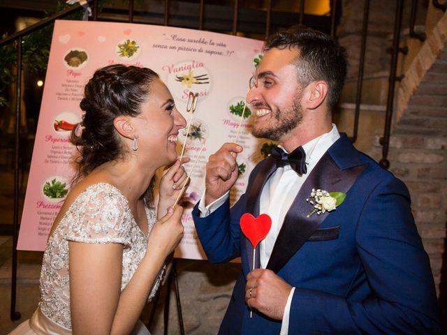 Il matrimonio di Emanuele e Elisa a Montichiari, Brescia 88