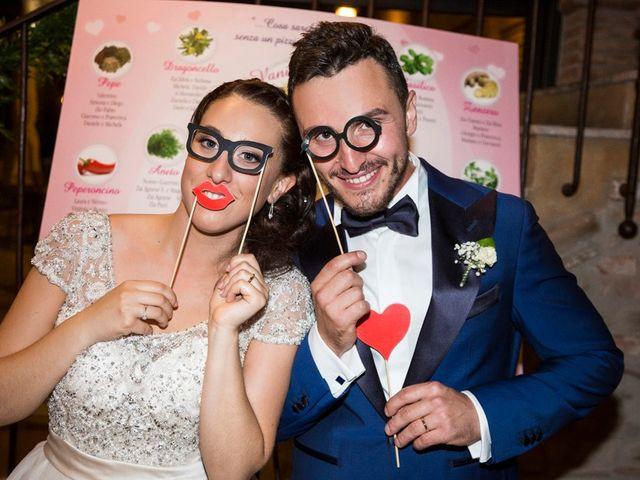 Il matrimonio di Emanuele e Elisa a Montichiari, Brescia 89