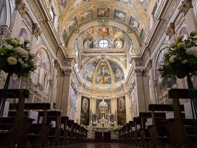 Il matrimonio di Marta  e Maurizio a Corbetta, Milano 2