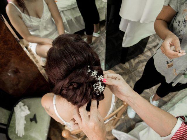 Il matrimonio di Andrea e Deborah a Trani, Bari 4