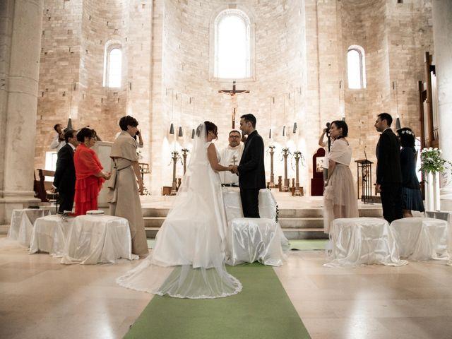 Il matrimonio di Andrea e Deborah a Trani, Bari 11