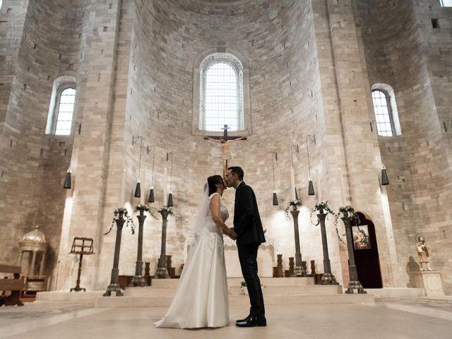Il matrimonio di Andrea e Deborah a Trani, Bari 14