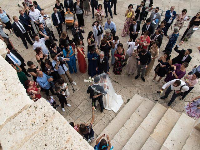 Il matrimonio di Andrea e Deborah a Trani, Bari 16