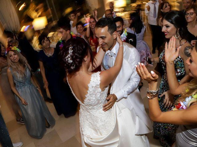 Il matrimonio di Andrea e Deborah a Trani, Bari 35