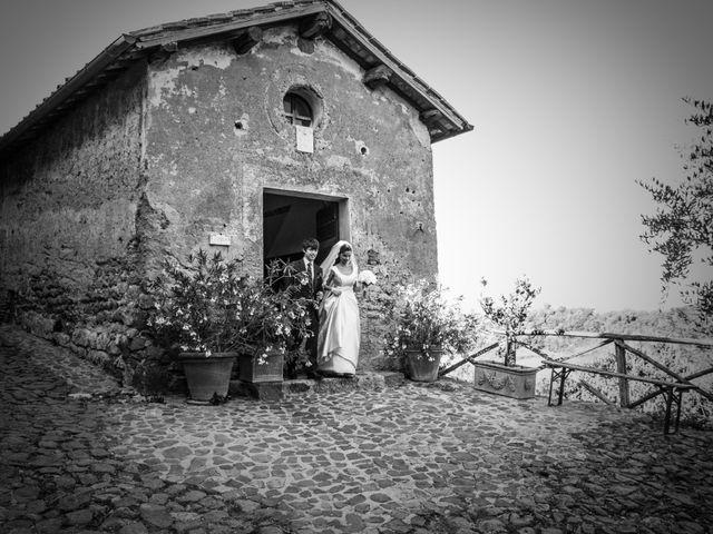 Il matrimonio di Gabriele e Beatrice a Roma, Roma 1