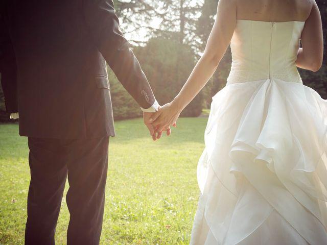 Le nozze di Giandomenica e Luca