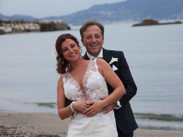 le nozze di Gabriella e Vincenzo