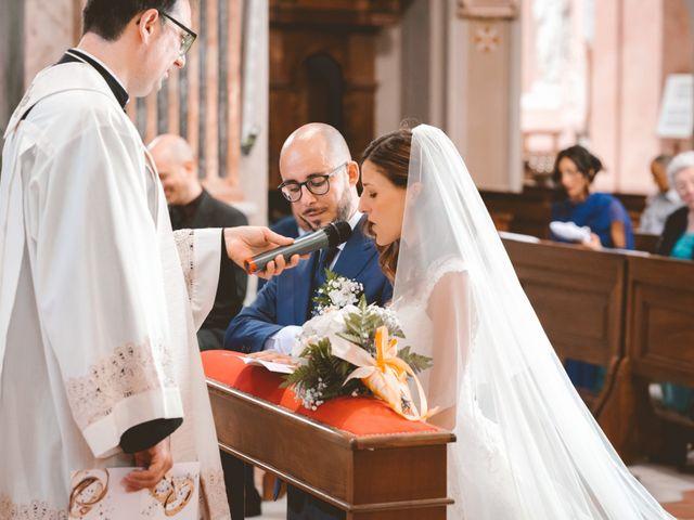 Il matrimonio di Nicola e Sara a Milano, Milano 24
