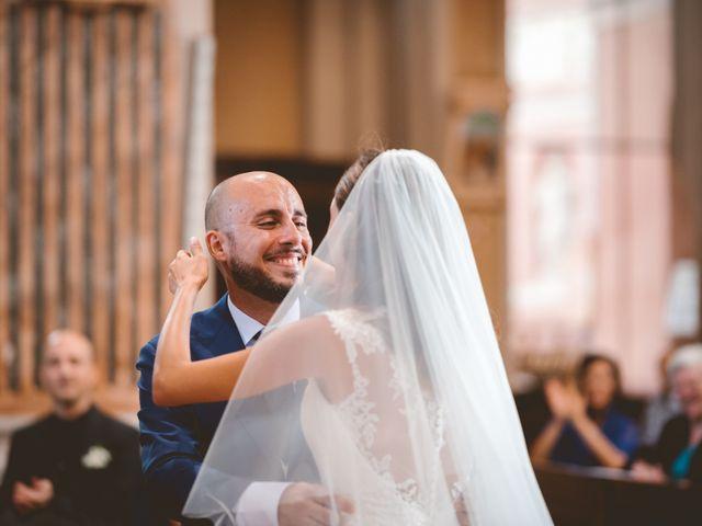 Il matrimonio di Nicola e Sara a Milano, Milano 27