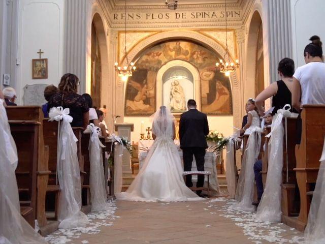 Il matrimonio di Luca e Marta a Poggio Berni, Rimini 5
