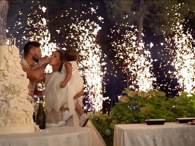Il matrimonio di Luca e Marta a Poggio Berni, Rimini 8