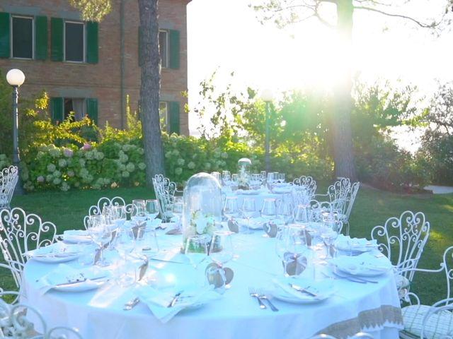 Il matrimonio di Luca e Marta a Poggio Berni, Rimini 9